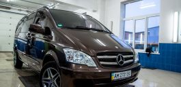 Mercedes-Benz Viano 22
