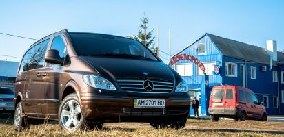 Mercedes-Benz Viano 25