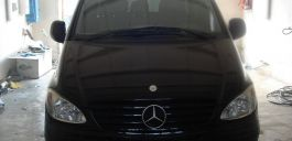 Mercedes-Benz Viano 9
