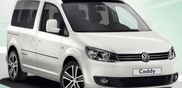 Volkswagen Caddy 3